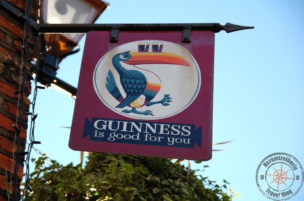 Dublin-guinness-pub-sign Ireland, Irland