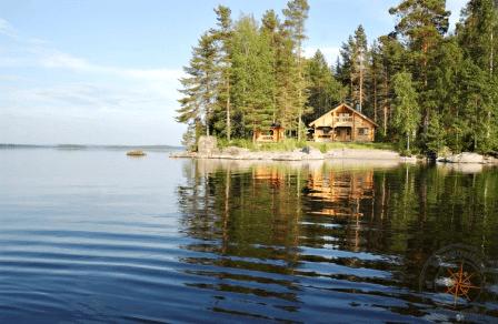 Entspannen in Finnland