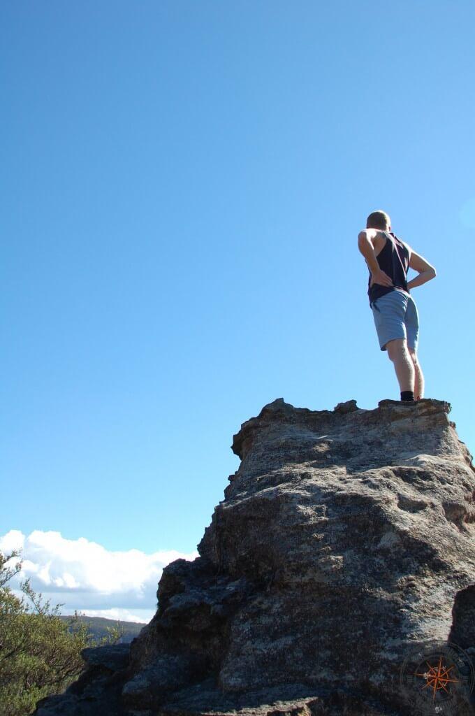 Blackheath, Australia, hiking