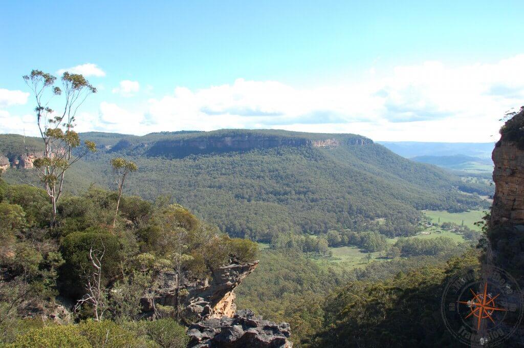 Blackheath, Australia, Blue Mountains hiking