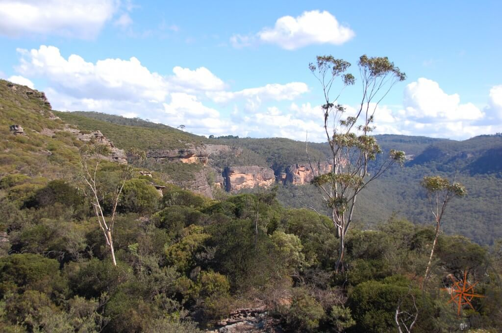Porter's Pass Walk, Blackheath, Blue Mountains
