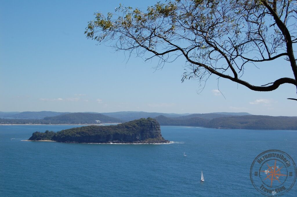 Ku-ring-gai-Chase national park