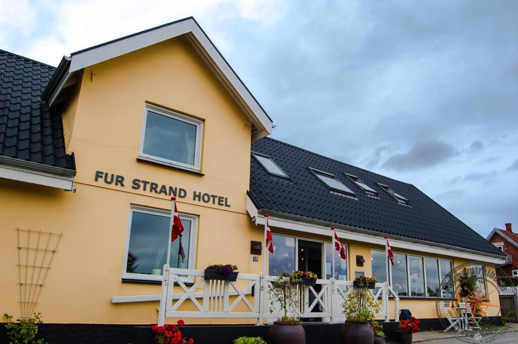 Fur Strand Hotel, Denmark
