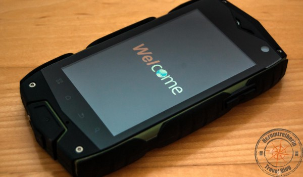 IceFox Thunder Smartphone