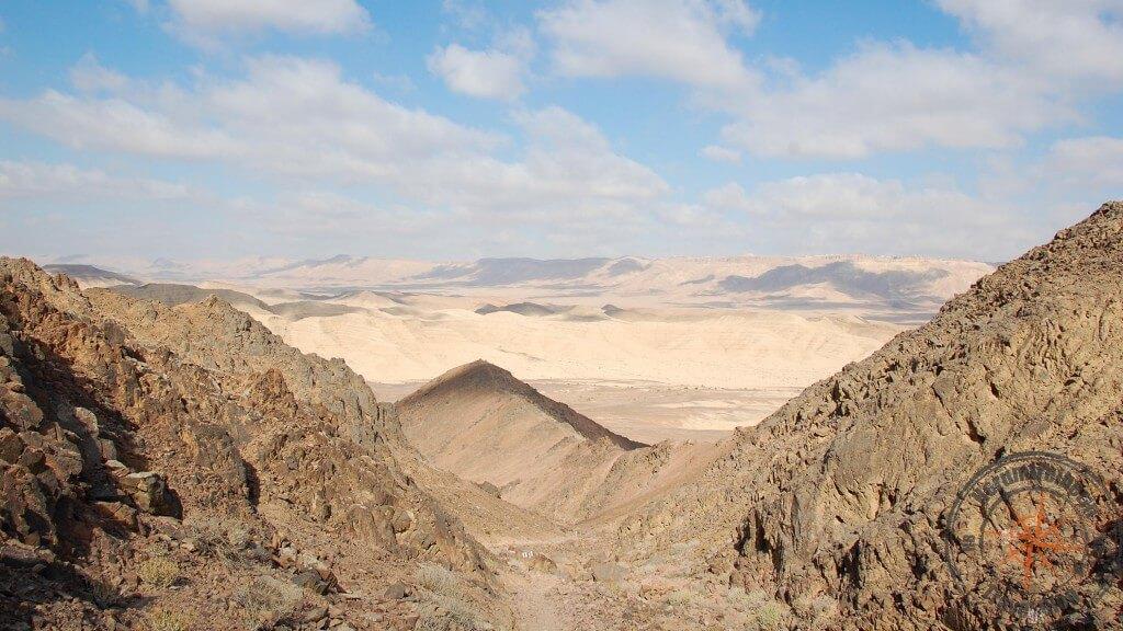 Israel Maktesh Ramon-Krater