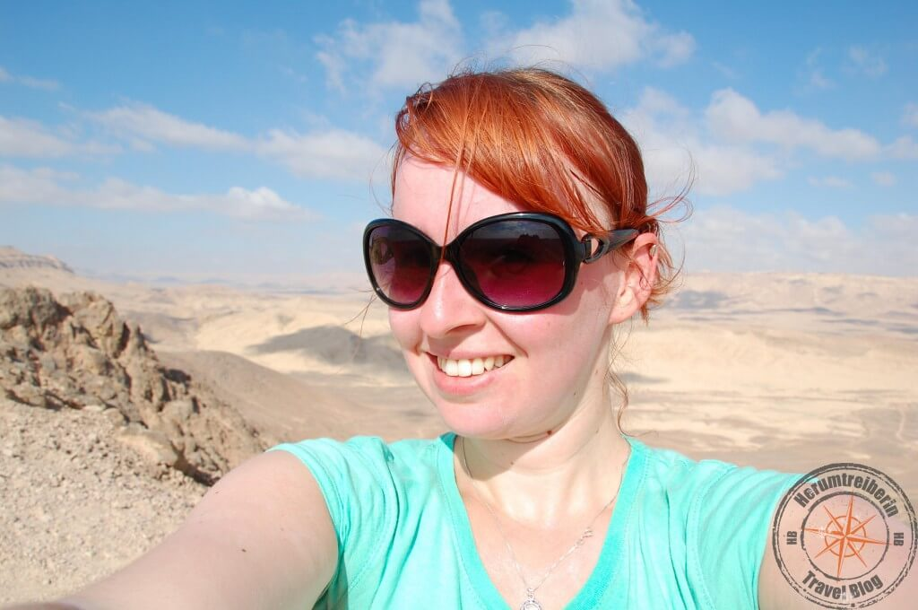 Israel Maktesh Ramon Crater