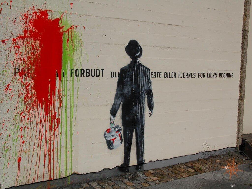 Stavanger Street Art, Norwegen