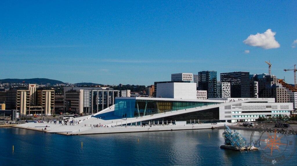 Opernhaus Oslo, Norwegen