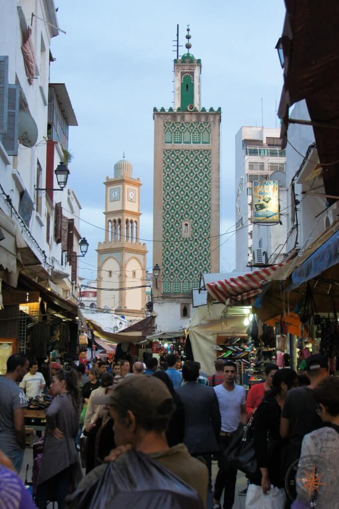 Casablanca Medina, Marokko