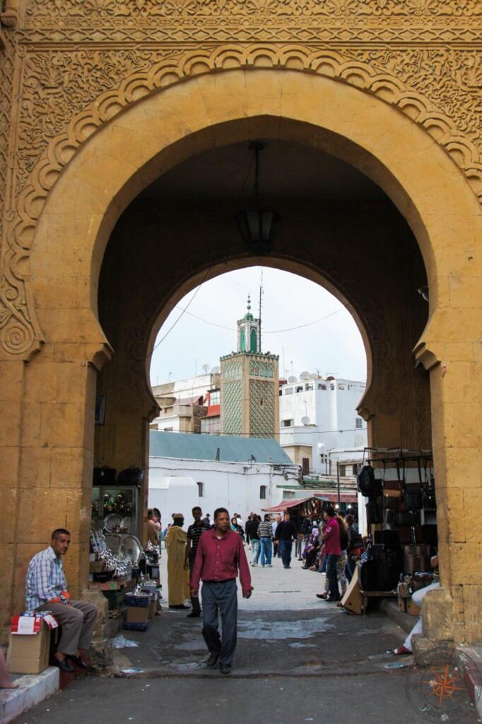 Eingang zur Medina