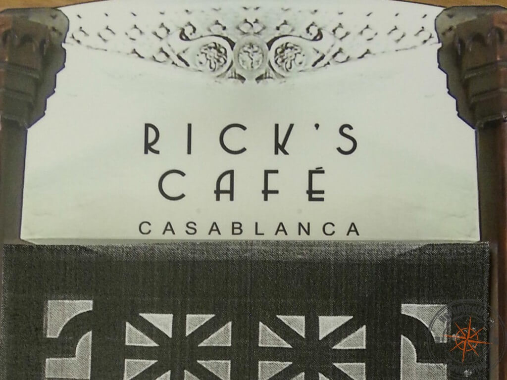Rick's Café - Casablanca, Marokko