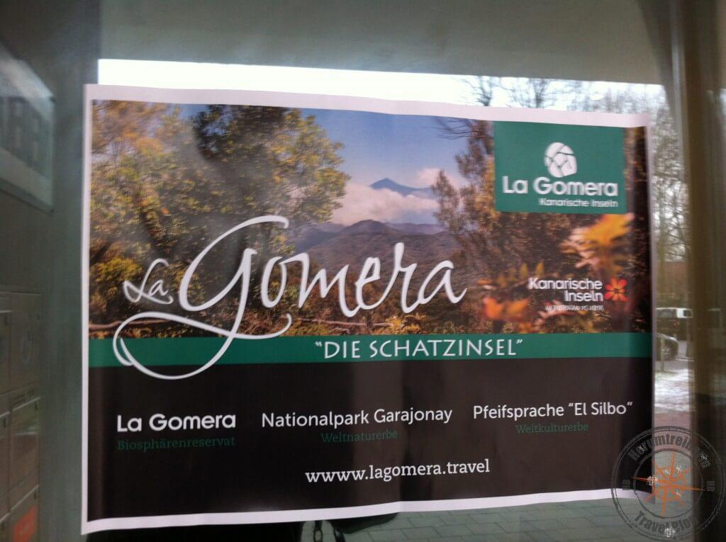 La Gomera - Randevent bei der Reisen Messe Hamburg