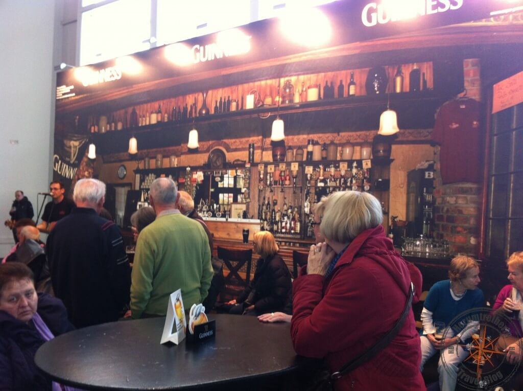 Irish Pub mit Livemusik, Reisen Messe Hamburg