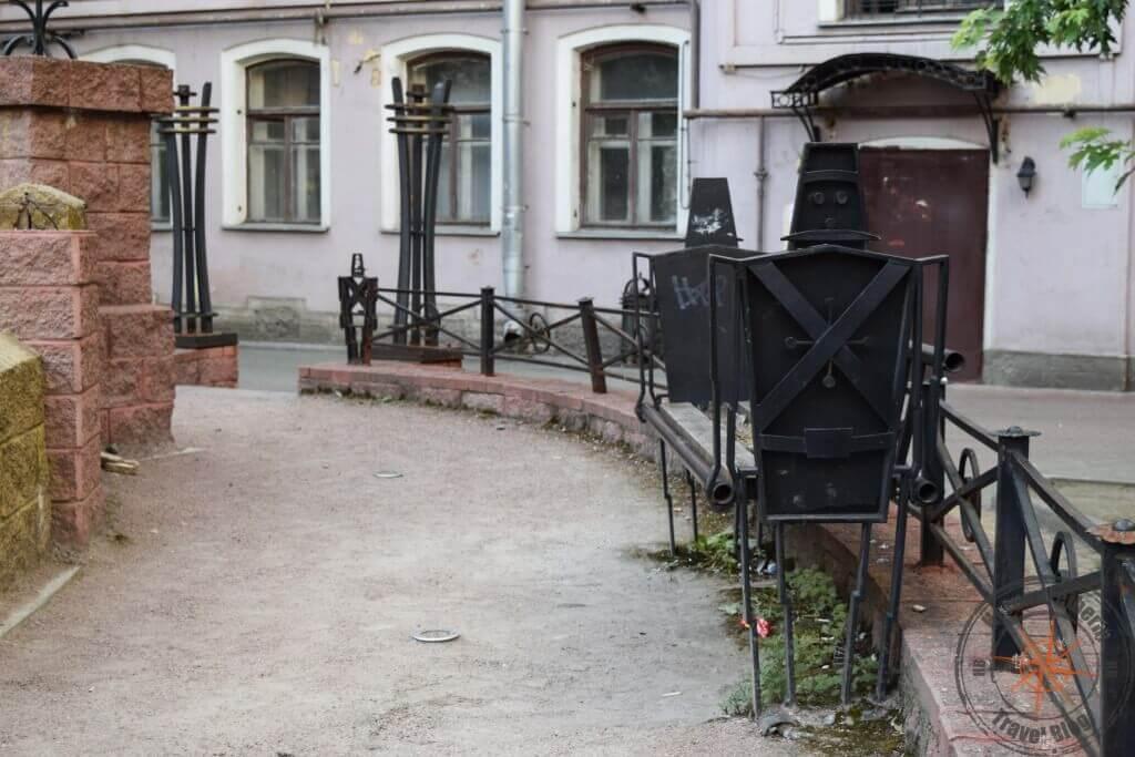 St. Petersburg - Zauberer von Oz