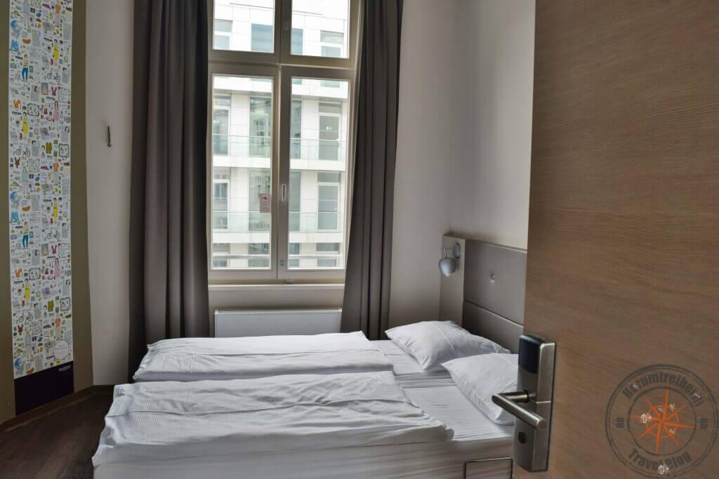 Meininger Humbolthaus Berlin Einzelzimmer