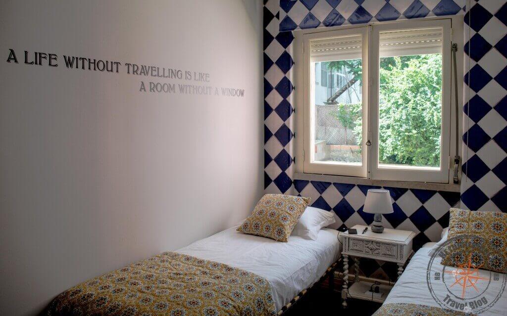 Airbnb Lissabon, Portugal