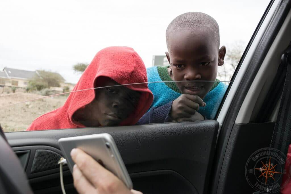 Kinder in Swaziland