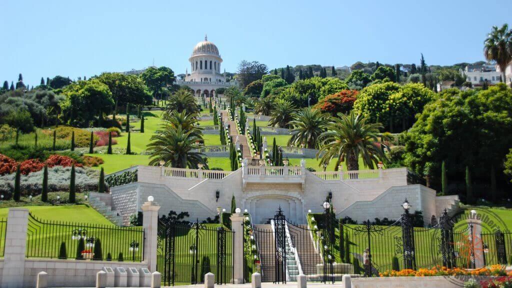 Ein Tag In Haifa Zu Besuch In Den Baha I G 228 Rten